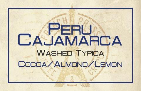 Peru Cajamarca Organic